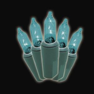 Designer Series 100-Light Teal Mini Lights-37-468-20 204640958