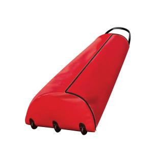 Gerson Premium Rolling Tree Storage Bag with Handle and Casters for 9 ft. Artificial Christmas Tree-182101EC 300509067
