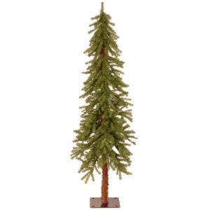 National Tree Company 5 ft. Hickory Cedar Artificial Christmas Tree-CED7-50-S 207183132
