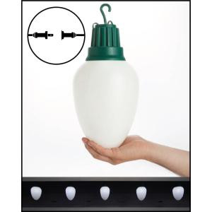 REALLY BIG LIGHTS LED C9 - White-RBL-WHITE 207000682