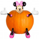 11.42 in. Pumpkin Push In Minnie Mouse Kit-71448 301148634