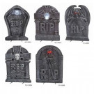 20 in. LED Tombstone Assortment (Set of 5)-7399-20568 301502279