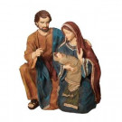 23 in. H Hand Painted Resin Holy Family Figurine-2159800 206572591
