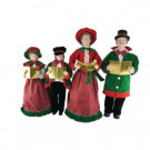 27 in. to 37 in. Christmas Day Carolers with Songbooks (4-Set)-3154 207146588