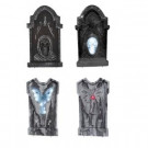 36 in. LED Tombstone Assortment (Set of 4)-7399-36569 301502276