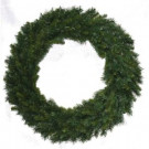 48 in Unlit Multi Pine Wreath with  tips-14904 303072340