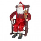 48 in. Rocking Chair Santa with Moving Mouth-7230-63965 301384490