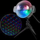 APPLights LED Projection-SnowFlurry 49 Programs Stake Light-39109 206768303