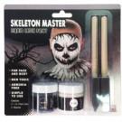 Latex Make-Up Kit - Skeleton-16875 301694843