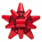 Martha Stewart Living 19 in. Red Metal Bow-2204100HD 205915147