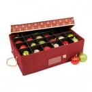 Santa's Bags Top Lid Style Gift Ornament Storage Box (2-Tray)-SB-10453-CLC 300013506